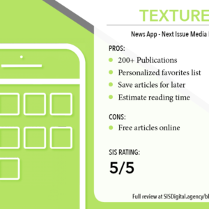 Apple signs Texture, an Unlimited Magazine App – We put it up for review.