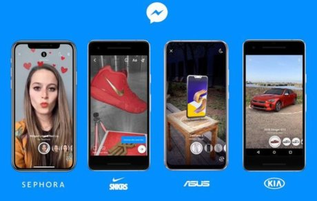 AR for Messenger